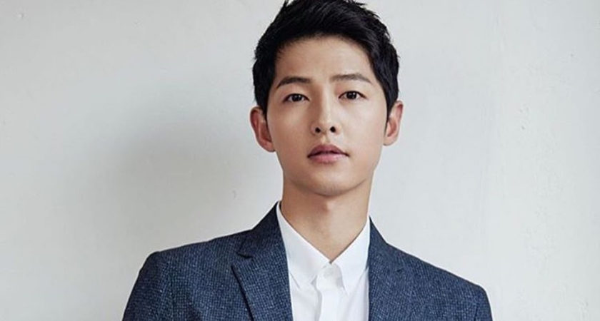 Song Joong Ki ventures down from up and coming Korean film because of THIS explanation
