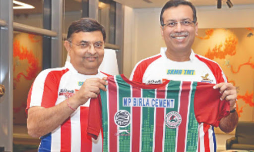 ATK Mohun Bagan, ISL and I-League champions would play as